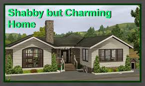 sims 3 comfolife design studio shabby but charming home download