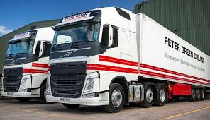 new volvo fh truck peter green chilled adds 15 new volvo fh tractors www