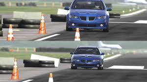 pontiac g8 gxp vs gto around the top gear track youtube