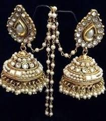 earrings online buy ethnic indian fashion jewelry set traditional jhumka