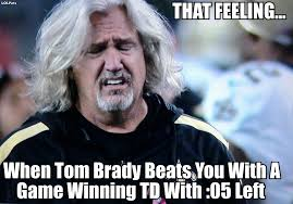 Funny New England Patriots Memes - rob ryan s face ha ha after tom brady and his patriots beat the