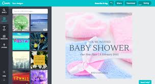 making baby full month invitation in 5 minutes singapore full
