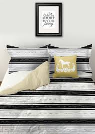 Duvet Bed Set Fancy Horse Bridle Pattern Duvet Bedding Cover The Painting Pony