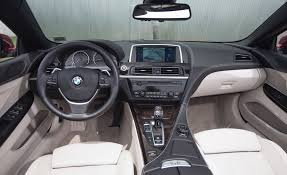 bmw dashboard 2012 bmw 650i convertible interior dashboard gallery photo 11 of 19