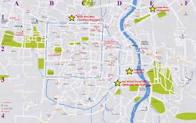Portland Food Map by Anthony Bourdain Chiang Mai Food Map Hostel Apostles
