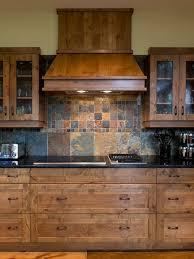 Slate Backsplash In Kitchen Slate Tile Backsplash Divinodessert
