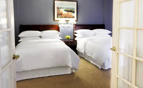 Double Bed by Double Bed Suite Sheraton Suites Columbus