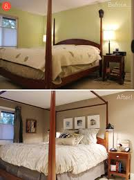 Roundup  Inspiring BudgetFriendly Bedroom Makeovers Curbly - Bedroom make over ideas
