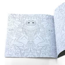 4pcs english edition secret garden fantasy dream animal kingdom