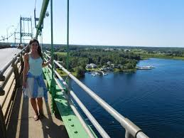 Thousand Islands by Best Of Thousand Islands Walking Over The Thousand Islands Bridge