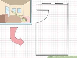draw a floor plan how to draw a floor plan to scale 7 steps with pictures