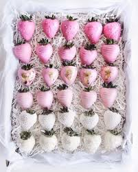 White Chocolate Dipped Strawberries Box 971 Best Food Love Images On Pinterest Recipes Food And Candies