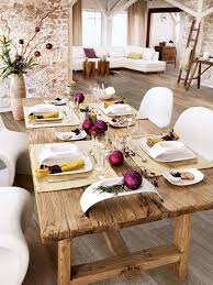 Christmas Table Setting Ideas by Good Rustic Christmas Table Settings 61 With Additional Home