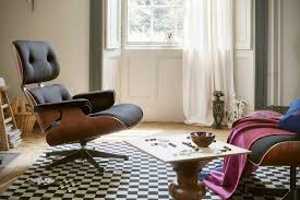 eames lounge chair twill edition hiconsumption