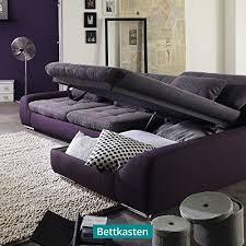 sofa mit bettkasten und schlaffunktion polsterecke wohnlandschaft sofa spike mit schlaffunktion und