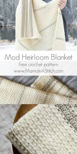 love this heirloom crochet blanket so classic and sweet