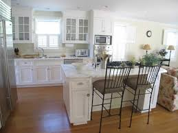 island kitchen nantucket stylish beautifully seaside formerly chic coastal living nantucket