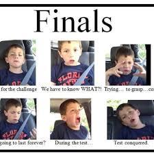 College Finals Meme - 29 best finals images on pinterest gym ha ha and funny stuff
