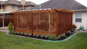 Backyard Screening Ideas Patio Privacy Fence Amazing Screens Ideas Backyard Throughout 11
