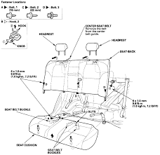 04 Honda Civic Ac Wiring Harness Diagram Need Picture Diagram Removing Rear Seat Bottom U0026 Wiring Harness