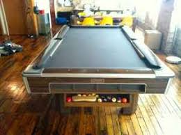 brunswick bristol 2 pool table pool table chicago used slate pool tables chicago
