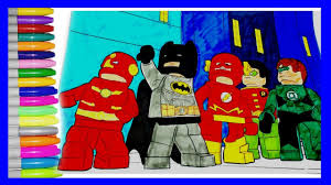 batman lego colouring pages how to color batman flash iron man
