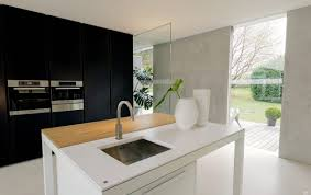 white kitchen cabinets with black island kitchen islands with farmhouse sink brown modern laminate wood