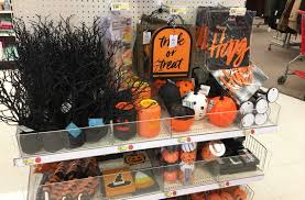 new at target one spot fall u0026 halloween décor prices starting at