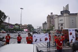 The Red Flag Campaign Muskaan Foundation For Road Safety