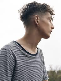 photo hair style men undercut hairstyle image boy