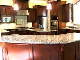 luxury discount all wood cherry kitchen cabinets cherry kitchen