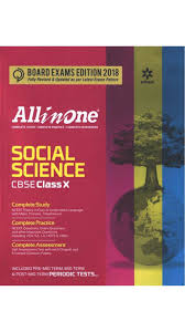 buy all in one social science cbse class 9th term i at