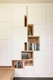 Sauder Bookcase Headboard by Horizontal Floating Billy Ikea Hackers Ikea Hackers Best
