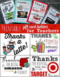 8 best images of teacher christmas gift card printables