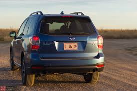 1999 subaru forester lifted 2016 subaru forester xt review u2013 more isn u0027t always more