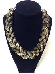 black large necklace images Women jewellery necklace sarang JPG