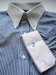 parka avenue having a custom mod shirt made
