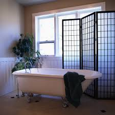 how feng shui can improve your home and your health freshome com freestanding bathtub