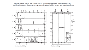 Catholic Church Floor Plans by Modular Buildings Case Studies U2013 Mobile Modular