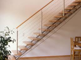 gerade treppe schmiede forstmaier treppen