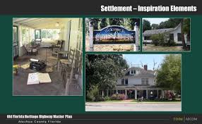 old florida house plans old florida heritage highway master plan a l a c h u a c o u n t y