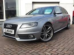 audi a4 for sale ta used audi a4 s line 2010 cars for sale motors co uk