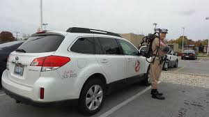 who you going to call ghostbusters subarulovespets nothing