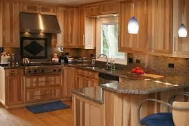 kitchen cabinets inside design elegant hickory kitchen cabinets inside design artistic plans 11