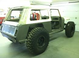 jeep commando custom jeepster commando build maybe
