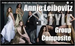 Vanity Fair Photographer Sid Vasandani Teaches Annie Leibovitz Style Photography Shot Click
