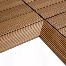 Teak Floor Tiles Outdoors by Floor Rustic Patio Architecture Design Looks Nice Using