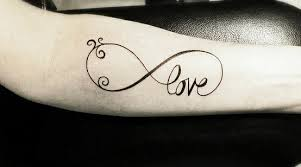stars in infinity symbol tattoo design real photo pictures