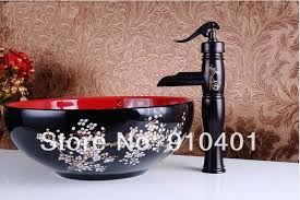 Oil Bronze Faucet Wholesale And Retail Promotion Oil Rubbed Bronze Bathroom Water