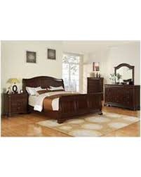sleigh bedroom set queen savings on conley sleigh bedroom set queen 6 pc